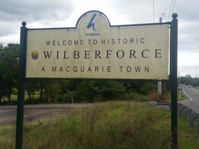 wilberforce tow trucks